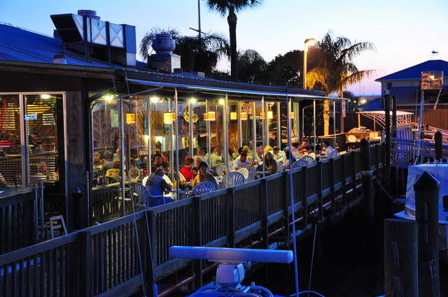 Restaurants - Grills seafood deck tiki bar ...